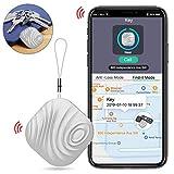 BEBONCOOL Schlüsselfinder, Key Finder Unterstützung iOS/Android, Schlüssel Findermit Nut App, Multifunktionaler Keyfinder mit Bidirektionalem Alarm/Smart Silence, Schlüsselfinder GPS One Touch Find