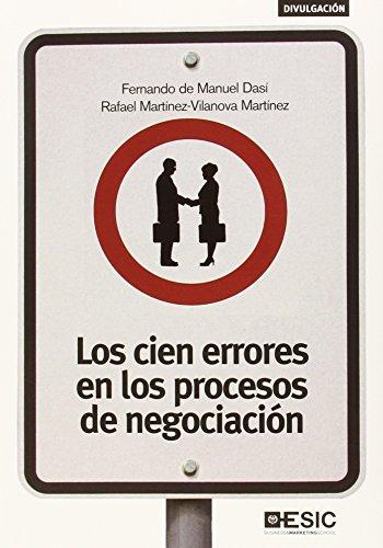 Libro sobre negociación