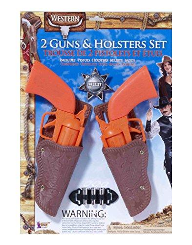 Cowboy Gun Holster Kostüme (Cowboy Gun Costume Set)