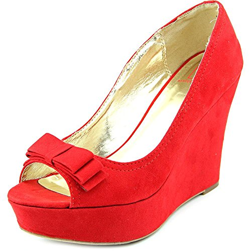 80s Material Girl, Scarpe col tacco donna Red