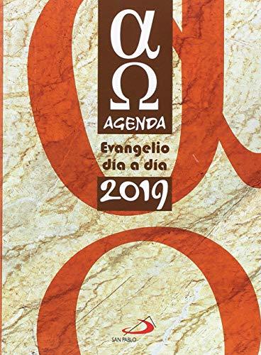 Agenda Evangelio día a día 2019 (Calendarios y agendas)