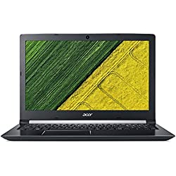 "Acer Aspire 5 A517-51-379L Ordinateur Portable 17,3"" HD+ Noir (Intel Core i3, 4 Go de RAM, Disque dur 1 To, Intel HD Graphics, Windows 10)"
