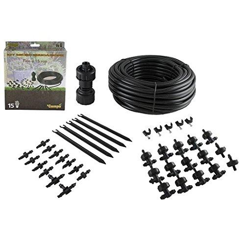 Kit micro-irrigazione jusqu'à 15 pots