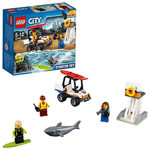 LEGO City 60163 - Küstenwache-Starter-Set (Park Lego City)