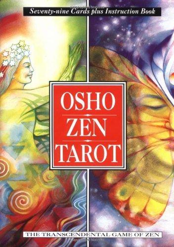 Osho Zen Tarot: The Transcendental Game Of Zen by Osho (1995-04-15)
