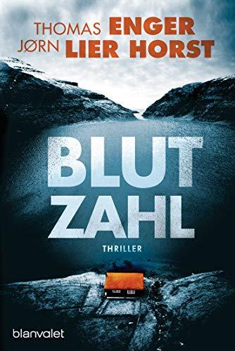 Blutzahl: Thriller - Der Nr.-1-Bestseller aus Norwegen (Alexander Blix und Emma Ramm, Band 1)