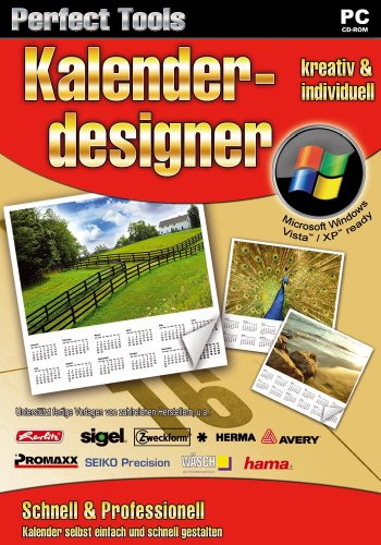 Perfect Tools – Kalenderdesigner