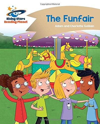 Reading Planet - The Funfair - Gold: Comet Street Kids (Rising Stars Reading Planet)