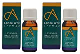 (2 Pack) - Absolute Aromas - Lavender (High Altitude)   30ml   2 PACK BUNDLE