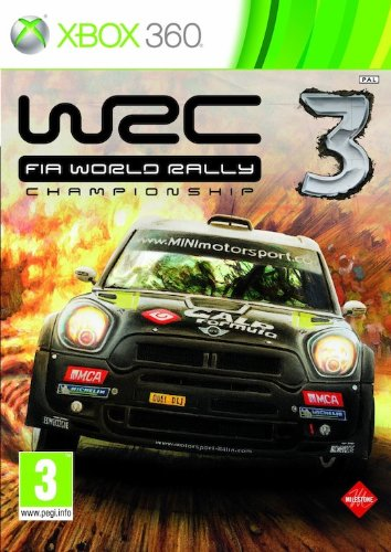 WRC 3 [Spanisch Import]