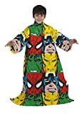 Marvel character world Disney Comics Justice Sleeved Fleece, Multi-Colour