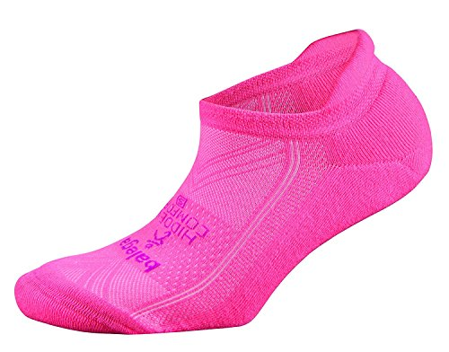 Balega Hidden Comfort Laufsocken für - Herren und Damen, Rosa (Shocking pink), 36-39.5 EU (Herstellergröße:S)