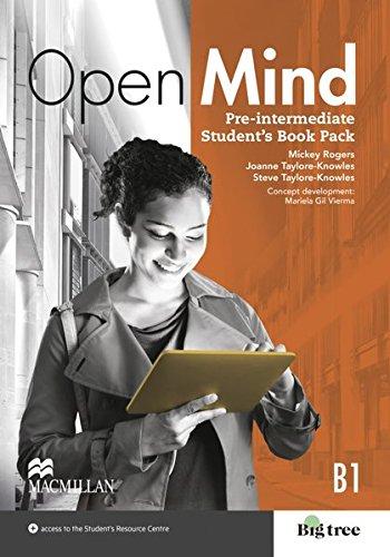 Pre-Intermediate. Open Mind. Student's Book