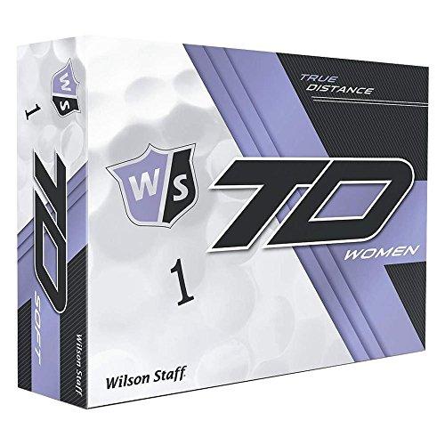 W / S True Abstand Damen WH 12-Ball, Weiß ()
