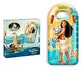 Disney Vaiana kids Bateau de surf gonflable pour piscine d'eau, officiel