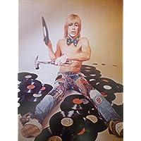 Iggy Pop, 1978 Promo - Póster de montaje en