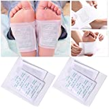 100Pcs pulizia rilievo del piede Detox Patch disintossica le tossine adesivo Health Care