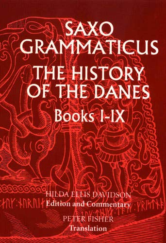 Saxo Grammaticus: The History of the Danes Books I-IX PDF Books