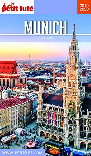 MUNICH 2019/2020 Petit Futé (City Guide) (French Edition)