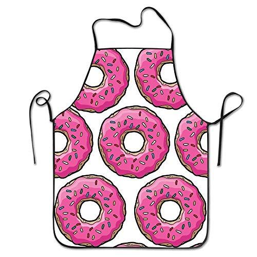 Shengpeng Helen.KOCO Unisex Pink Simpsons Doughnut