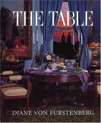 the-table-by-diane-von-furstenberg-1996-hardcover