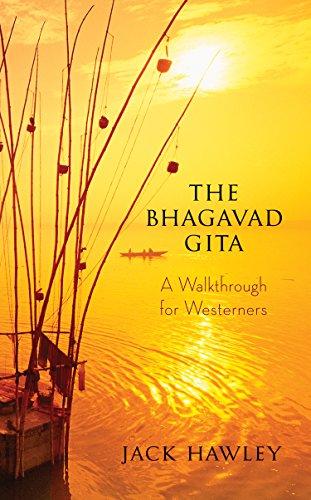 The Bhagavad Gita: A Walkthrough for Westerners (English Edition)