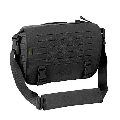 Direct Action TACTICAL SMALL MESSENGER BAG TASCHE Black