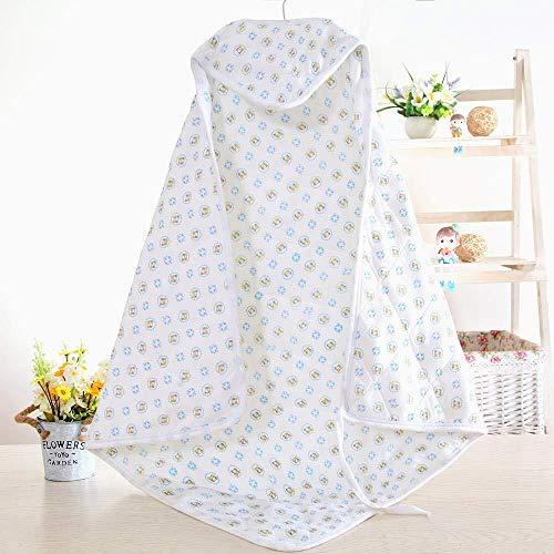 POIUYT Babydecke Sommer Schlafsack Für Neugeborene Newborn Quilt Decke Anti-Kick Warm Im Frühling Und Herbst -