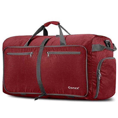 are Reise-Gepäck 100L Duffel Taschen Übernachtung Taschen/Sporttasche für Reisen Sport Gym Urlaub ()