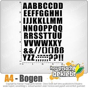 Alphabet - Buchstaben - Letters - ABC IN 15 FARBEN - Neon + Chrom ...