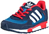 Adidas ZX 850 K Schuhe tribe blue-running white-collegiate red - 36 2/3