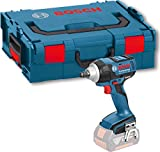 Bosch Professional GDS 18 V-EC 250 Cordless Impact Wrench (Without Battery and Charger) - L-Boxx