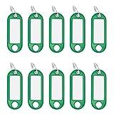 Wedo 262101804 Schlüsselanhänger Kunststoff mit Ring