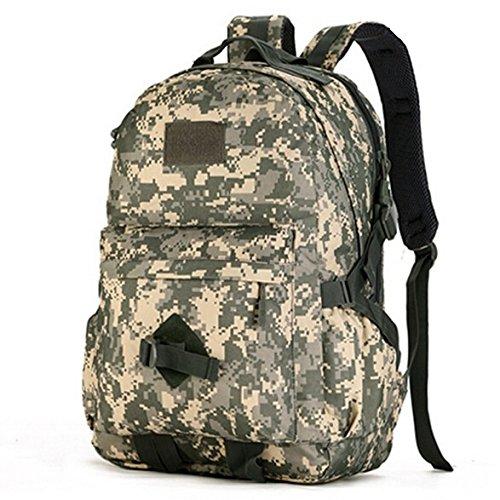 Mefly 40 L Taktiken Militärischen Tasche Rucksack Schule Rucksäcke Für Junge Mädchen Teenager An Der High School Middle School Taschen Große Kapazität acu