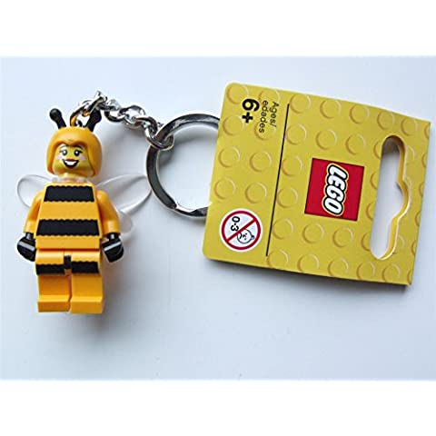 LEGO City: Bumble Bee Portachiavi