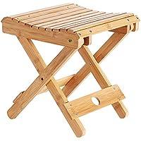 Dytiying Bambus Multifunktional Faltbar Schritt Hocker für Kinder Dusche Erwachsene Angeln Rasierpinsel Indoor Outdoor preisvergleich bei kinderzimmerdekopreise.eu