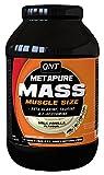 QNT Metapure Mass+ 1100 g Vanilla Muscle Size and Power Shake Powder