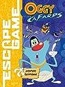 Oggy et les cafards - Escape Game - Égypte par Hachette