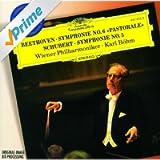 "Beethoven: Symphony No.6 ""Pastoral"" / Schubert: Symphony No.5"