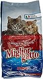 Miglior Gatto Croccantini manzo e Fegato 2000 Grammi