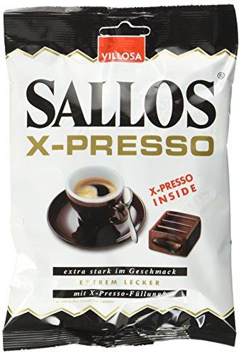 Preisvergleich Produktbild Villosa Sallos X-presso,  15 -er Pack (15x 135 g)