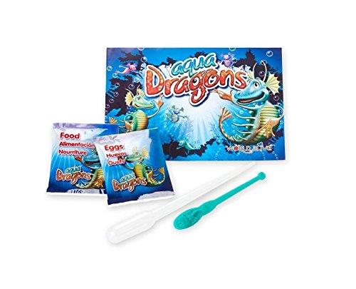 """AQUA DRAGONS® Kit de Recambio """"Mundo Submarino"""", Juguete educativo y científico"""