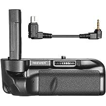 Neewer–10002661Pro empuñadura de batería vertical empuñadura de batería para Nikon D5000Cámara