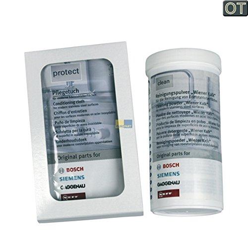 bosch-siemens-311775-00311775-original-set-reinigung-und-pflege-edelstahl-clean-protect-100g-reinigu