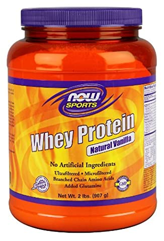 Whey protein - 907 g - Vanille - Now foods