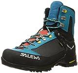 Salewa Damen WS Raven 2 Gore-Tex Trekking-& Wanderstiefel, Blau (Ocean/Ringlo 8593), 37 EU