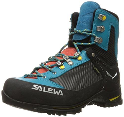 Salewa Damen WS Raven 2 Gore-Tex Trekking-& Wanderstiefel, Blau (Ocean/Ringlo 8593), 41 EU