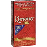 Mayer Laboratories - Kimono Premium Thin Latex Condoms - 12 Pack preisvergleich bei billige-tabletten.eu