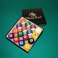 Billiard-Royal Hochwertiger Profi Billardkugelsatz