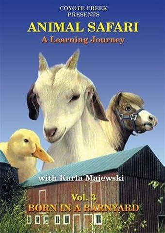 Animal Safari: Born In a Barnyard Vol 3 [DVD] [Region 1] [US Import] [NTSC]